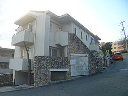 Villa雲雀丘[101号室]の外観