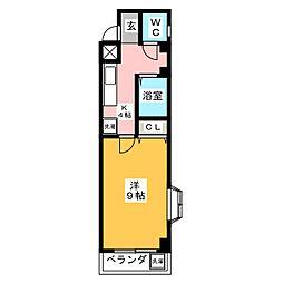 メゾン・モナミ[2階]の間取り