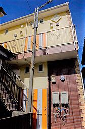 クラブ・ザ・ユナイト ピサネロ[1階]の外観