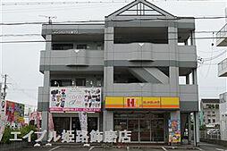 兵庫県姫路市広畑区東新町1丁目の賃貸アパートの外観