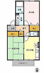 コンフォートスペース[2階]の間取り