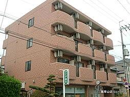 大阪府東大阪市花園東町1丁目の賃貸マンションの外観