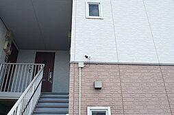 コスモスA[1階]の外観