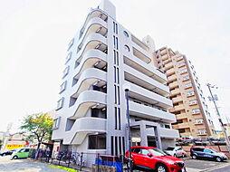広島県広島市安佐南区中須1丁目の賃貸マンションの外観