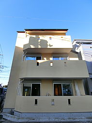 都営三田線 新板橋駅 徒歩8分の賃貸アパート
