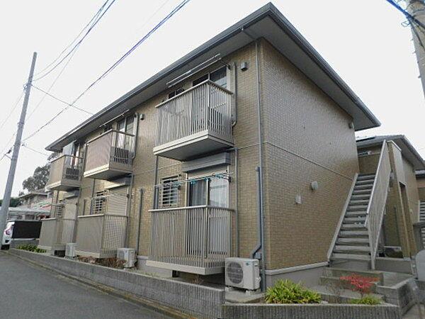 千葉県松戸市常盤平3丁目の賃貸アパート