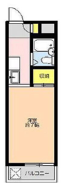 みずきハイツ 1階の賃貸【東京都 / 羽村市】
