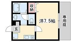 野里駅 4.2万円