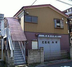 埼玉県川口市幸町3丁目の賃貸アパートの外観