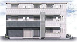 (仮称)フィカーサ戸手本町[201号室号室]の外観