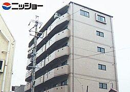 ルミナス白壁[6階]の外観