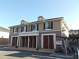 ジェルメ千本杉Ⅱ[101号室]の外観