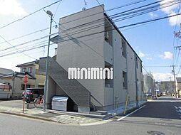愛知県名古屋市中川区打出2丁目の賃貸アパートの外観