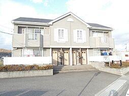 和歌山県岩出市金池の賃貸マンションの外観