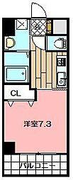 ERIOS COURT 香春口[4階]の間取り