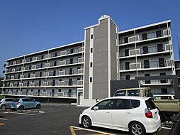滋賀県草津市野路東3の賃貸マンションの外観