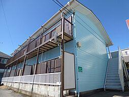 コーポ稲垣[201号室]の外観