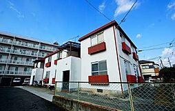 大阪府茨木市丑寅2丁目の賃貸アパートの外観