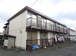 コーポ永井[2階]の外観