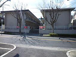 谷マンション[1階]の外観