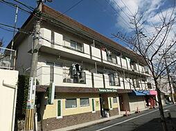 コーポ松沢[3階]の外観