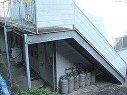 長崎県長崎市西北町の賃貸アパートの外観