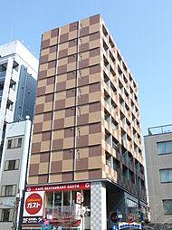 プレミアステージ三田慶大前[8階]の外観
