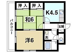 マイハウス小泉[2階]の間取り