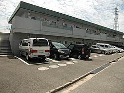 第2山川マンション[2階]の外観
