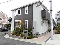 [テラスハウス] 兵庫県尼崎市塚口町6丁目 の賃貸【/】の外観