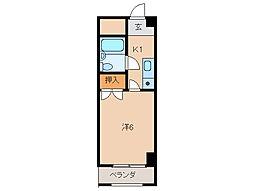 ナビハウス[3階]の間取り
