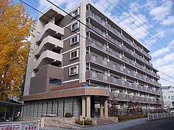 長野県長野市中御所1丁目の賃貸マンションの外観