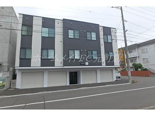 ルチェア 3階の賃貸【北海道 / 札幌市東区】