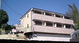 神奈川県横浜市港南区笹下5の賃貸アパートの外観