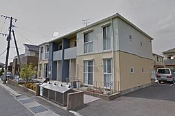 三洋タウン馬場山 C棟[201号室]の外観