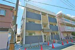 ヴィーブル高井田[2階]の外観