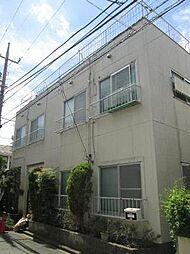 神奈川県川崎市中原区新城4丁目の賃貸マンションの外観