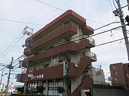 さつきビル[4階]の外観
