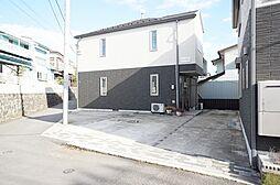 レジデンス桜123 B[2階]の外観