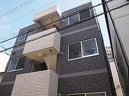 ジュネス trois 新大阪[3階]の外観