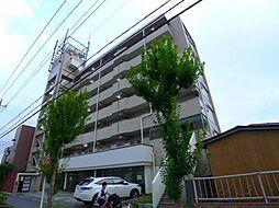 埼玉県川口市戸塚鋏町の賃貸マンションの外観