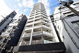大阪府大阪市中央区内久宝寺町4丁目の賃貸マンションの外観