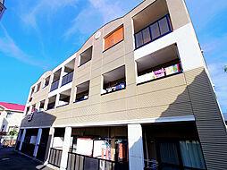 埼玉県ふじみ野市大井1丁目の賃貸マンションの外観