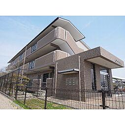 奈良県磯城郡三宅町石見の賃貸マンションの外観