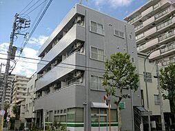 東京都足立区千住桜木1丁目の賃貸マンションの外観