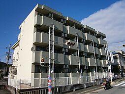 松ヶ丘エンビイマンション[2階]の外観
