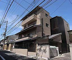 京都府京都市下京区新町通正面下ル平野町の賃貸マンションの外観