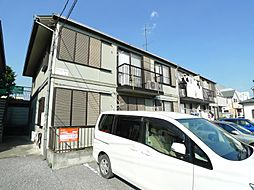 サクセス高田[101号室]の外観