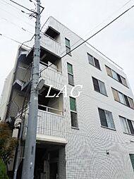 白鳥マンション[3階]の外観