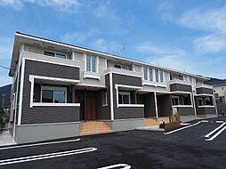 福岡県北九州市小倉南区葛原本町3丁目の賃貸アパートの外観